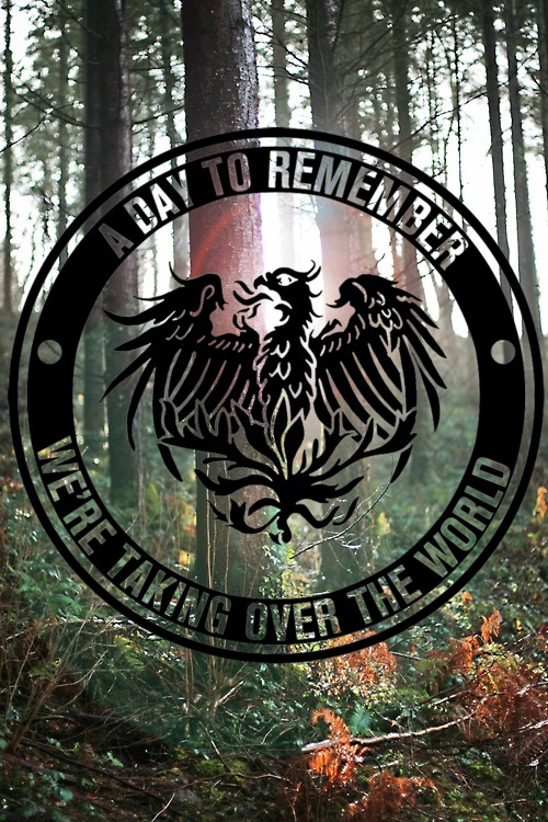 A Day To Remember Woods Edit By Savannahsayshi