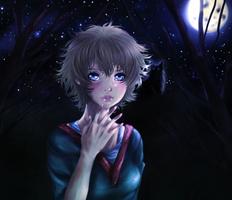 Night by Marghy-Art
