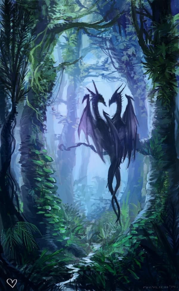 Valentine Dragons By Neylica ...