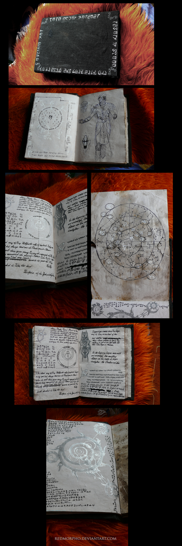 sketchbook 2 by RedMorpho