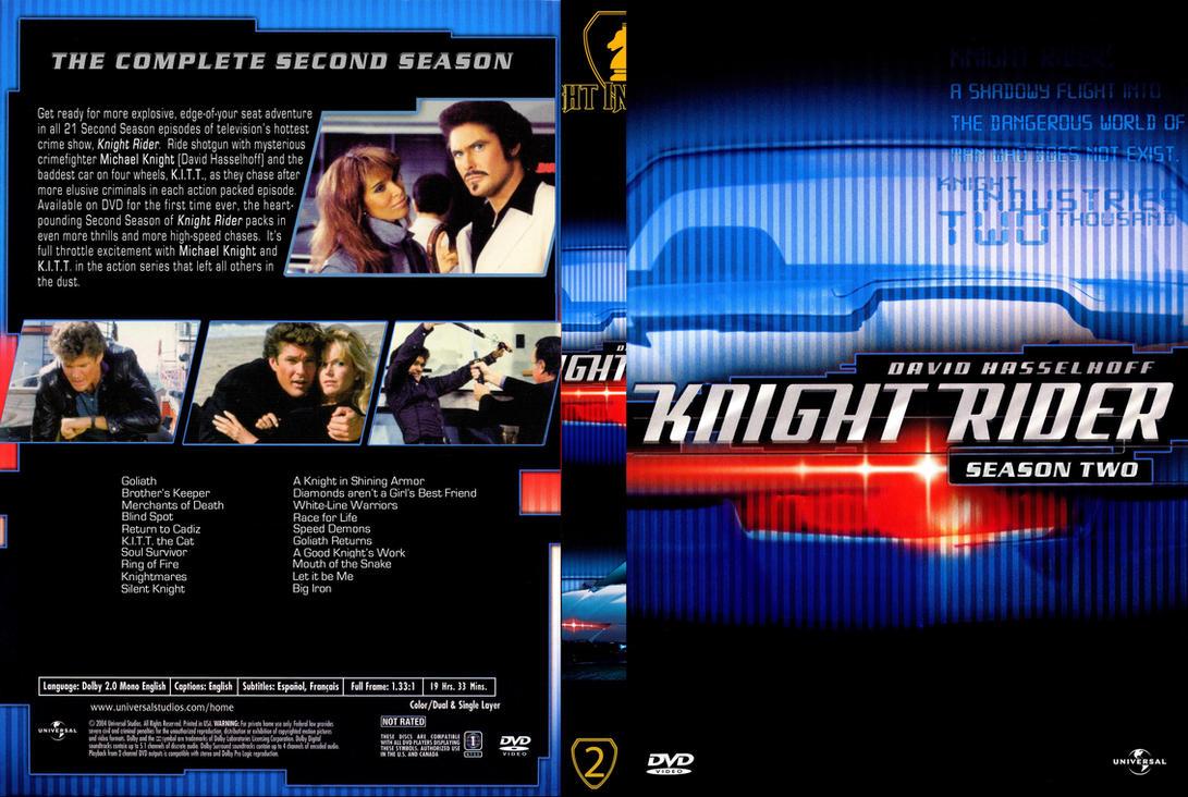 Knight Rider 02 by Wolverine1977