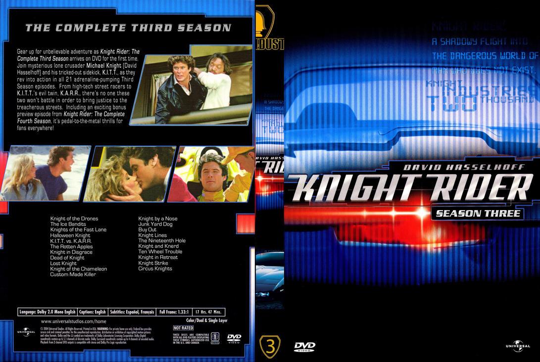 Knight Rider 03 by Wolverine1977