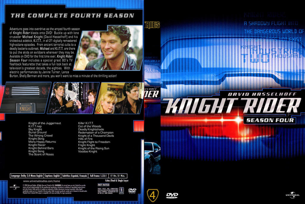 Knight Rider 04 by Wolverine1977