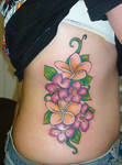 Ribcage flowers