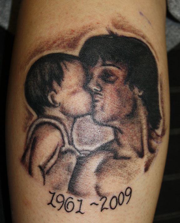 Father_and_Daughter tattos