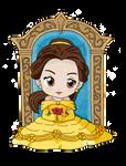 Belle by Mikunichan91