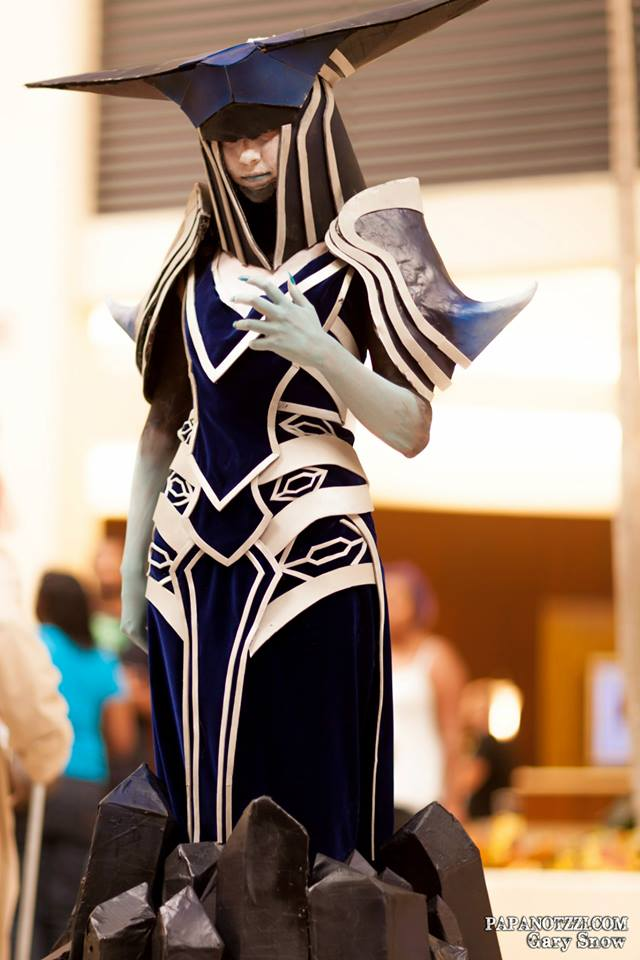 Lissandra Cosplay - League of Legends - AFO by Vahris on ...
