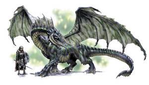 Black Dragon by Deathtank89