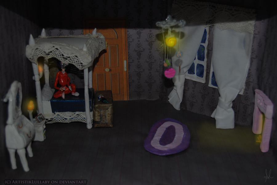 Coraline S Bedroom By Artistiklullaby On Deviantart