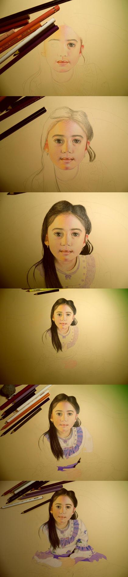 Proceso Retrato by alcahope