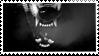 Wolf Snarl Stamp by HuniiTea