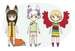 Mixed Adopts 1 (Open)