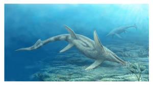 Shastasaurus tangae