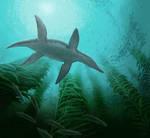 Jurassic  underwater forest part 2