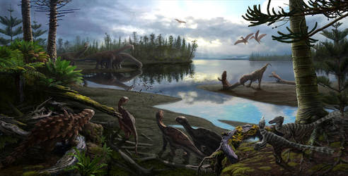 Late Cretaceous dinosaurs of Southern France