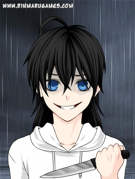 Jeff The Killer Anime Character by CaitlinTheLucario on ...