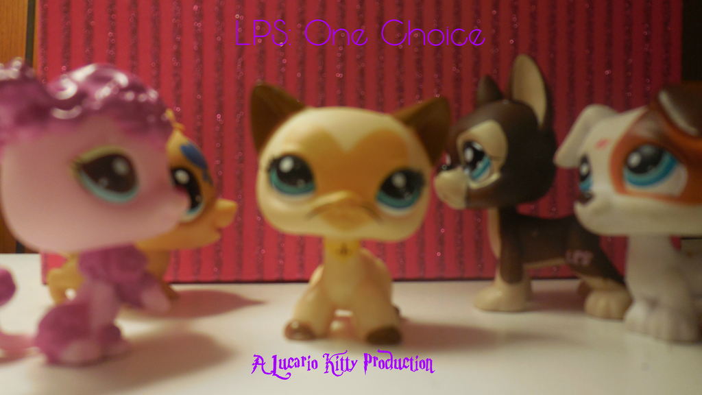 LPS: One Choice Thumbnail by CaitlinTheLucario