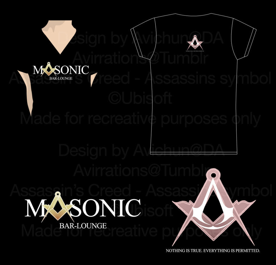 Masonic Shirt Designs