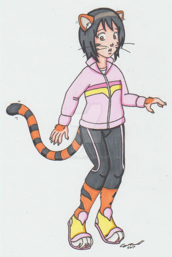 Mulan tiger TF by cqmorrell on DeviantArt