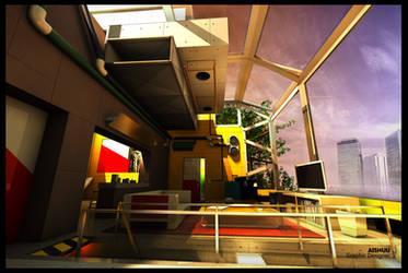 Settling in - 3D Tribute by Ai-Shuu
