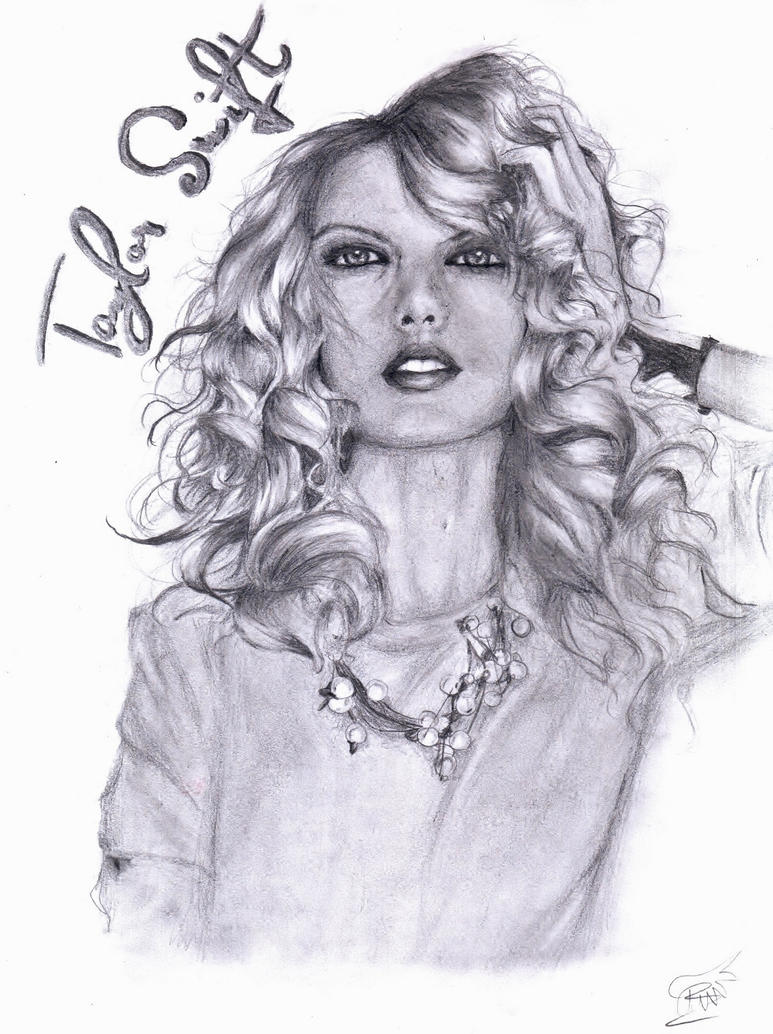 Taylor Swift by onlyoneformeCLAMP