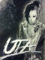 UTA-Tokyo Ghoul by onlyoneformeCLAMP
