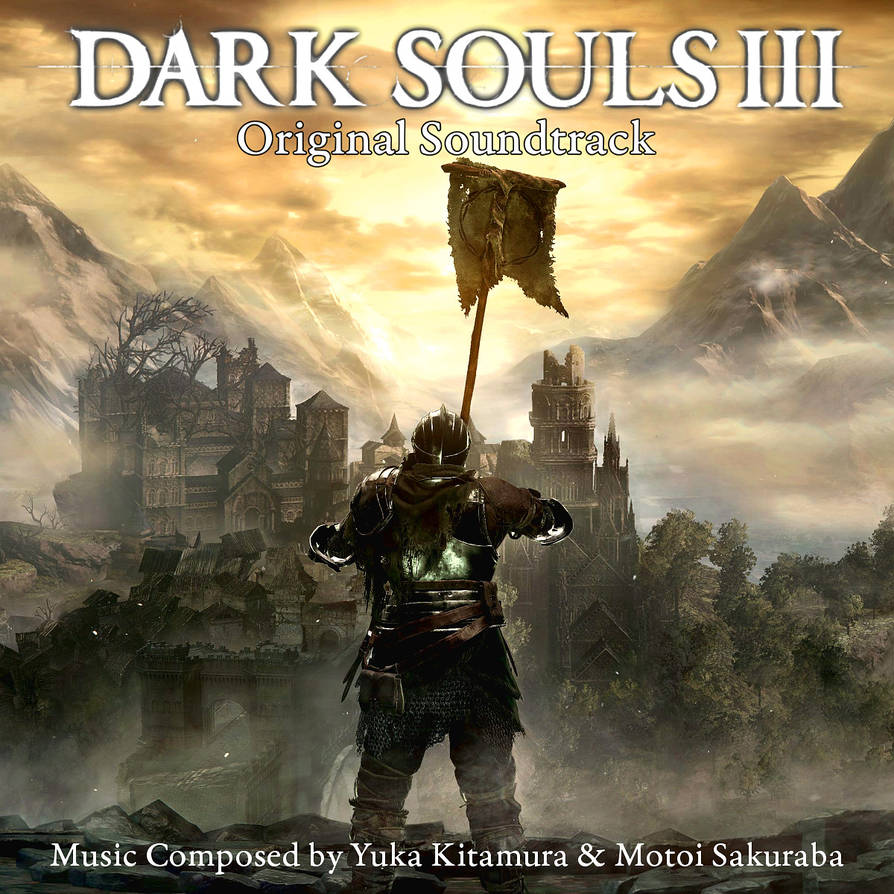 DARK SOULS 3 OST UGLY COVER Alfa Cover 2 A by Prusheen on DeviantArt
