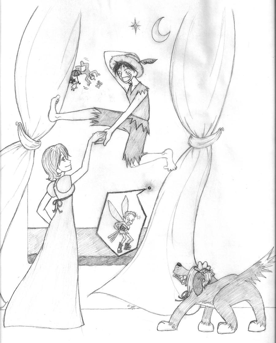 Pan Drawing Video How to Draw Peter Pan