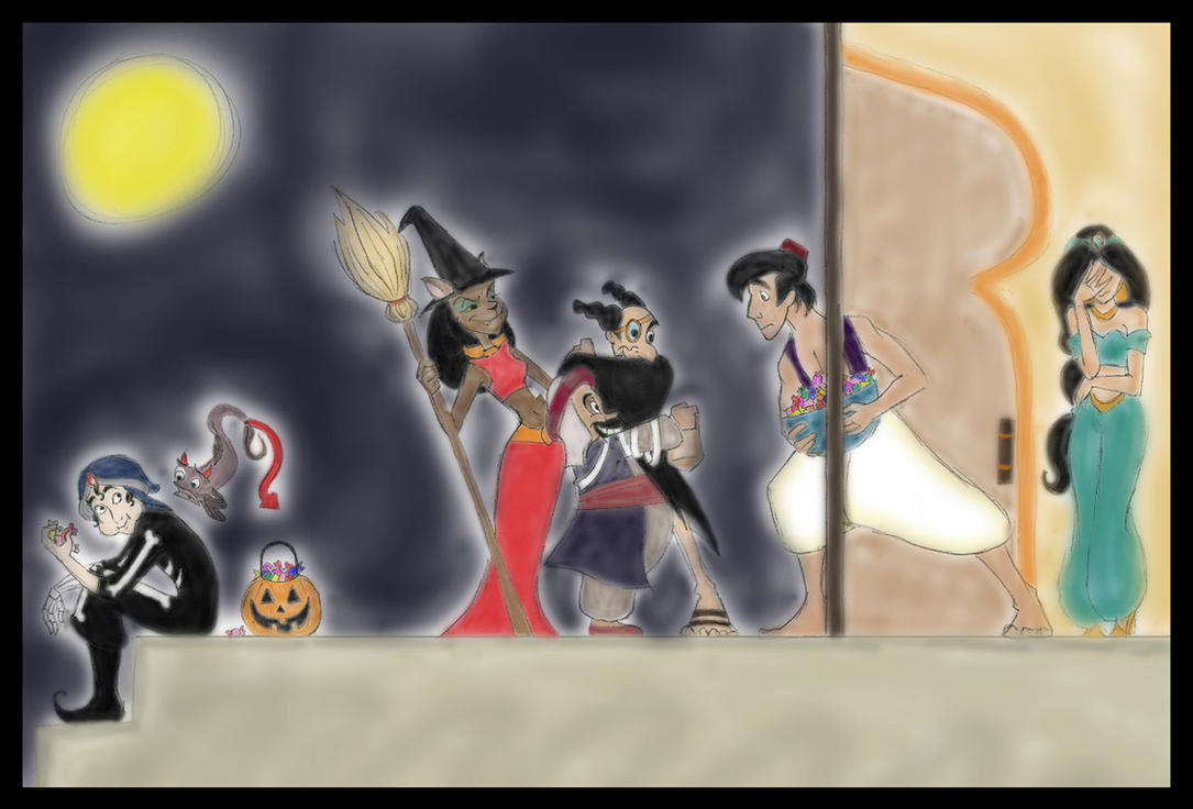 http://th08.deviantart.net/fs34/PRE/f/2008/305/1/3/Halloween_in_Agrabah_by_scaragh.jpg