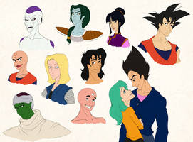 Disneyfied - Dragon Ball Z
