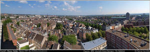 Wyck Panorama - Maastricht by ThomasHabets