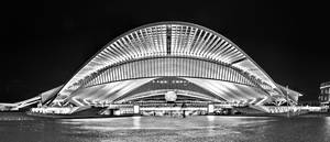 Panorama - Liege-Guillemins II by ThomasHabets