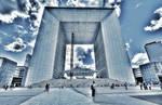 Grande Arche IV - Paris
