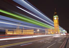 Palace of Westminster - London by ThomasHabets