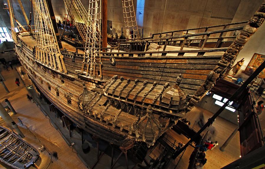 Vasa Museet - Stockholm by ThomasHabets