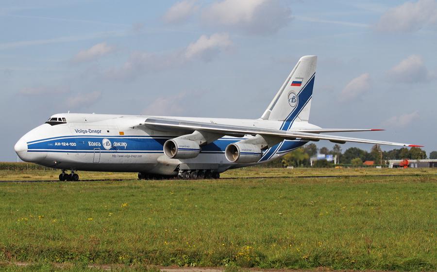 Antonov 124 Volga Dnepr - Maastricht by ThomasHabets