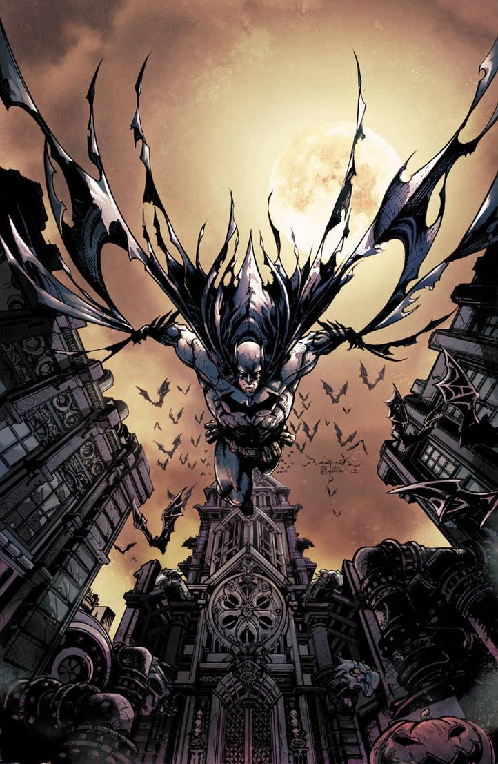 Batman Legend Of The Dark Knight B