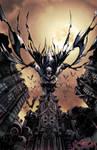 Batman Legend Of The Dark Knight B by Raapack