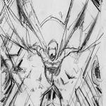 Batman Cover_Work Process by Raapack