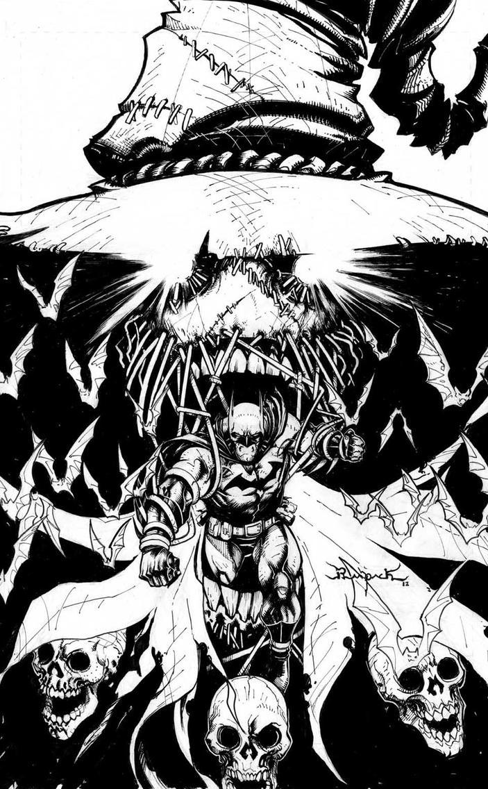 Batman LOTDK by Raapack