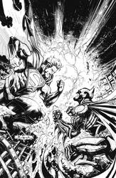 Injustice Gods Among Us #2 by Raapack