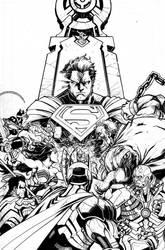 Injustice Gods Among Us #1