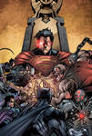 Injustice Gods Among Us #1  Colors