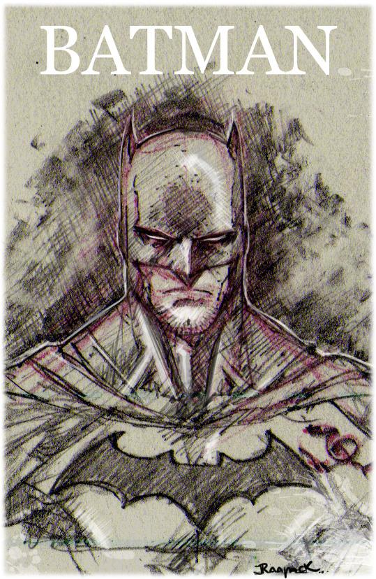Batman by Raapack