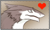 Northern Sergal stamp by Cherrysan94