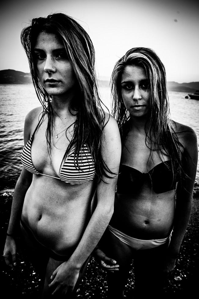 girls by electricnightsky