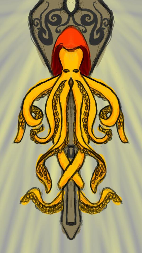 key of chtulu by Hopper52