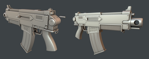 Bolter WIP by T2Gibbon