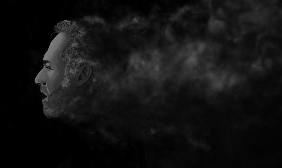 Smoke Monster by Muro91