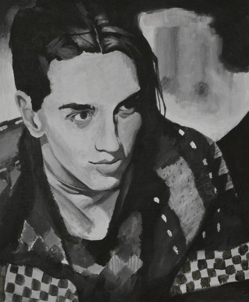 John Frusciante by Muro91